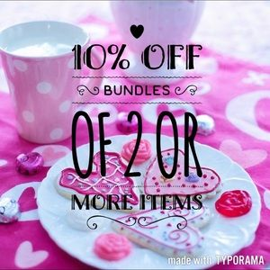 Other - New🌟10 %off of 2 or more items!!!